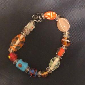 Steinmark Jewelry - Mixed bead bracelet.